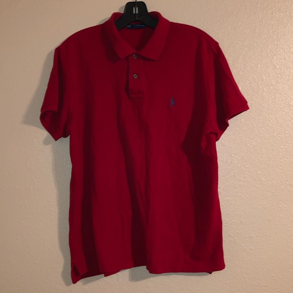 Ralph Lauren Other - Red polo